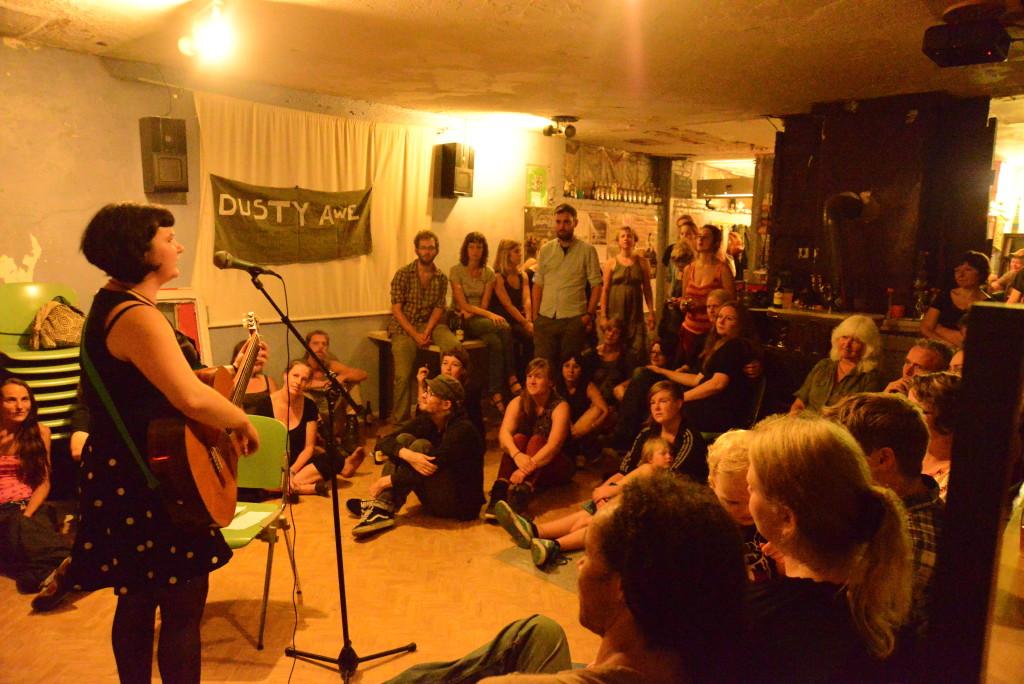 2013-08-30 Debut, Knoflook, Den Bosch